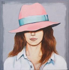 Obraz do salonu artysty Renata Magda pod tytułem Pink