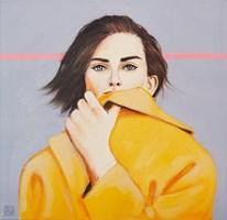 Obraz do salonu artysty Renata Magda pod tytułem Portret