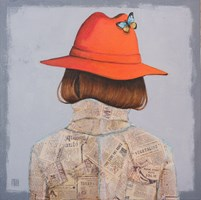 Obraz do salonu artysty Renata Magda pod tytułem Bez tytułu