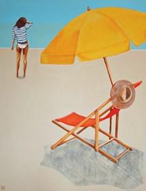 Obraz do salonu artysty Renata Magda pod tytułem Południową porą