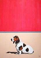 Obraz do salonu artysty Renata Magda pod tytułem Spoczywając w słońcu...