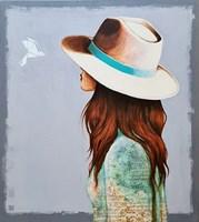 Obraz do salonu artysty Renata Magda pod tytułem Ulotne momenty II
