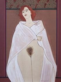 Obraz do salonu artysty Henryk Płóciennik pod tytułem Akt kobiecy 5