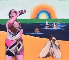 Obraz do salonu artysty Małgorzata Łodygowska pod tytułem Pragnienie