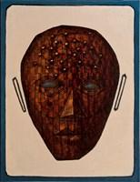 Obraz do salonu artysty Grzegorz Klimek pod tytułem Totem