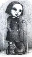 Obraz do salonu artysty Piotr Kamieniarz pod tytułem Kuszenie
