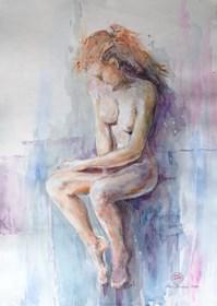 Obraz do salonu artysty Piotr Bubak pod tytułem Akt II
