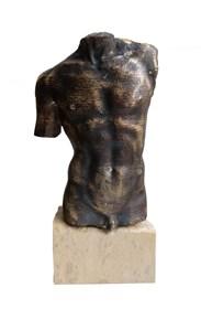 Rzeźba do salonu artysty Piotr Bubak pod tytułem Akt