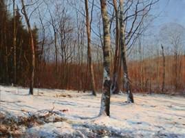 Obraz do salonu artysty Vladimir Vilenchyts pod tytułem Popołudnie