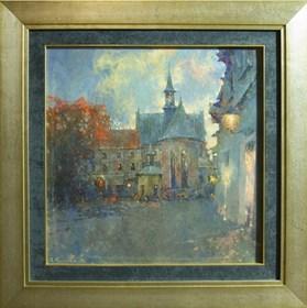 Obraz do salonu artysty Anatol Martyniuk pod tytułem Motyw Z Krakowa