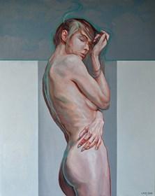 Obraz do salonu artysty Marcin Jaszczak pod tytułem Zefirek
