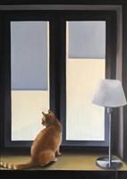 Obraz do salonu artysty Marta Sobierajska pod tytułem Obserwacje