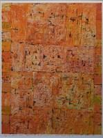 Grafika do salonu artysty Krzysztof Pająk pod tytułem Alhambra 2