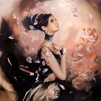 Obraz do salonu artysty Karina Jaźwińska pod tytułem Zapach kobiety