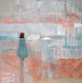 Obraz do salonu artysty Ilona Herc pod tytułem Ulotne