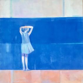 Obraz do salonu artysty Ilona Herc pod tytułem Greckie wakacje