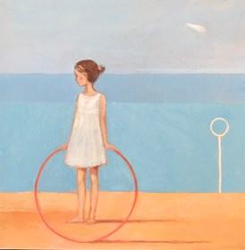 Obraz do salonu artysty Ilona Herc pod tytułem Chwila II