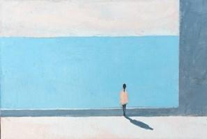 Obraz do salonu artysty Ilona Herc pod tytułem Chwila