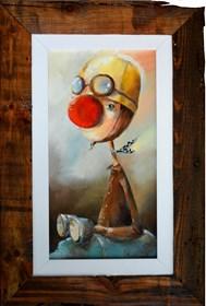 Obraz do salonu artysty Małgorzata Piątek-Grabczyńska pod tytułem Wróć