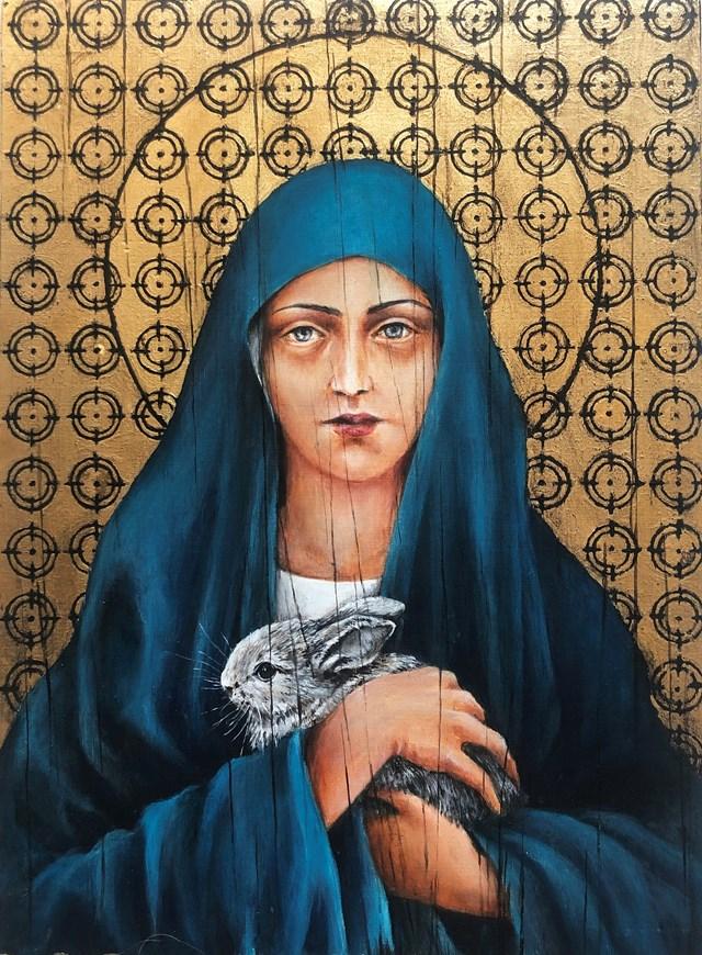 Obraz do salonu artysty Borys Fiodorowicz pod tytułem Piąte