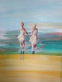 Obraz do salonu artysty Marta Szarek-Michalak pod tytułem Summer