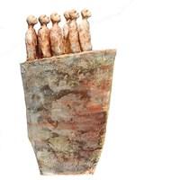 Rzeźba do salonu artysty Arek Szwed pod tytułem Greckie wakacje