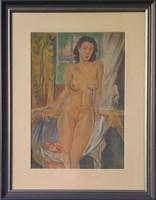 Obraz do salonu artysty Tymon Niesiołowski pod tytułem Akt
