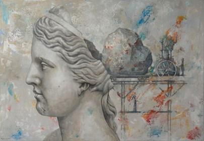 Obraz do salonu artysty Grzegorz Radziewicz pod tytułem Venus
