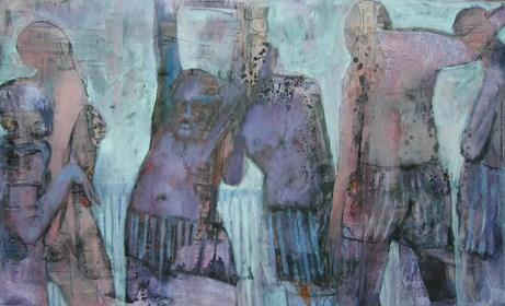 Obraz do salonu artysty Monika Ślósarczyk pod tytułem Molo
