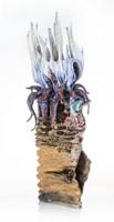 Rzeźba do salonu artysty Joanna Roszkowska pod tytułem ALIVE