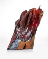 Rzeźba do salonu artysty Joanna Roszkowska pod tytułem FIRE