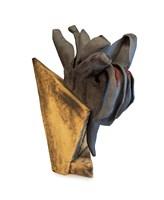 Rzeźba do salonu artysty Joanna Roszkowska pod tytułem BLACK VELVICHIA