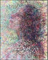 Obraz do salonu artysty Małgorzata Kosiec pod tytułem Muse III