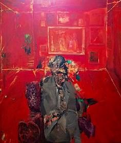 Obraz do salonu artysty Tomasz Tobolewski pod tytułem Koneser