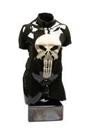 Rzeźba do salonu artysty Mariusz Dydo pod tytułem Punisher II