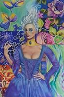 Obraz do salonu artysty Katarzyna Jaczun-Łydzińska pod tytułem MONA