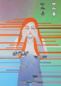 Obraz do salonu artysty Agnieszka Giera pod tytułem Dni