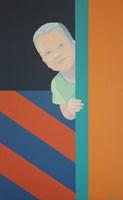 Obraz do salonu artysty Joanna Sułek-Malinowska pod tytułem Urwis