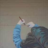 Obraz do salonu artysty Joanna Sułek-Malinowska pod tytułem Linie życia