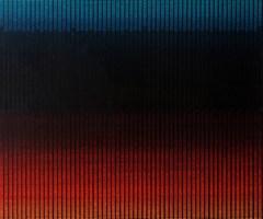 Obraz do salonu artysty Andrzej Jan Bator pod tytułem Bez tytułu 1