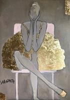 Obraz do salonu artysty Joanna Sarapata pod tytułem Baletnica