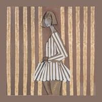 do salonu artysty Joanna Sarapata pod tytułem Jedwabna apaszka - Scent of Woman I