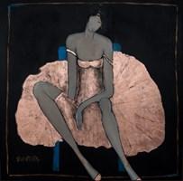 Obraz do salonu artysty Joanna Sarapata pod tytułem Après la Dance