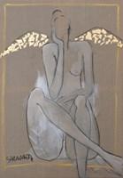 Obraz do salonu artysty Joanna Sarapata pod tytułem Anioł