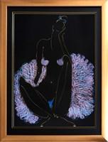 Obraz do salonu artysty Joanna Sarapata pod tytułem Akt kobiecy 2