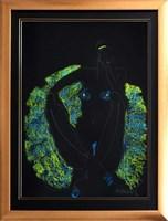 Obraz do salonu artysty Joanna Sarapata pod tytułem Akt kobiecy 5