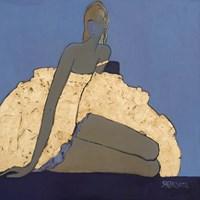 Obraz do salonu artysty Joanna Sarapata pod tytułem Błękitna