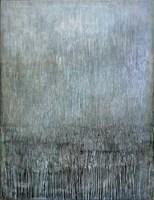 Obraz do salonu artysty Katarzyna Dietrych-Kuzak pod tytułem Srebrny deszcz