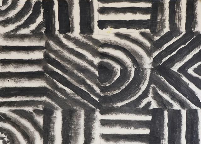 Obraz do salonu artysty Piotr Młodożeniec pod tytułem Abstrakcja 33