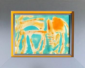 Obraz do salonu artysty Stanisław Młodożeniec pod tytułem Sunny